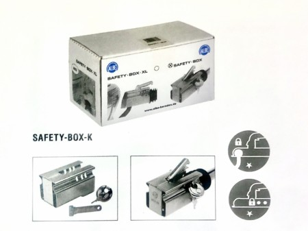 Låsekasse Safty Box XL K